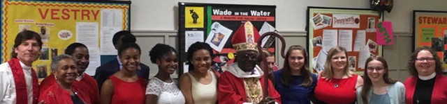 Racial Justice Ministry: Wade in the Water