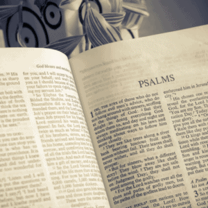 Adult Christian Formation Class: The Psalms as Pandemic Prayers